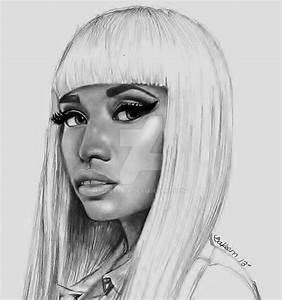 Nicki Minaj (NMC) by BLNart18 on DeviantArt