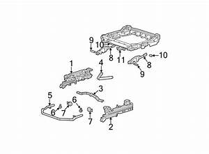 Chevrolet Monte Carlo Seat Adjuster  W  O Power Seat