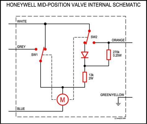 Honeywell 3 Way Valve Diagram by Uk Diy Faq