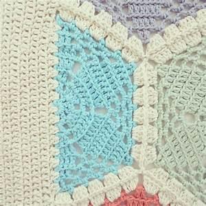 Ergahandmade  Crochet Blanket   Diagrams