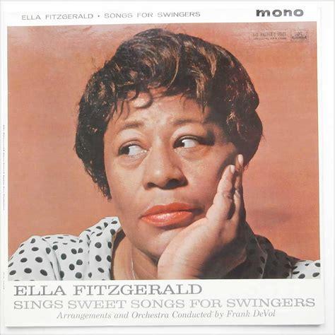 ella fitzgerald swing ella fitzgerald sings sweet songs for vinyl