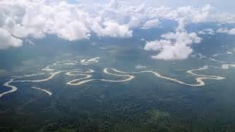 top  longest river  indonesia   beautiful