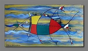 Bilder Mit Fischen : fisch trifft fisch foto bild kunstfotografie kultur gem lde skulpturen gem lde und ~ Frokenaadalensverden.com Haus und Dekorationen