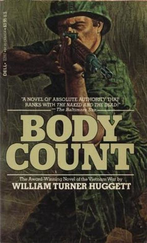 body count  william turner huggett