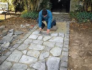 Faire Une Allée : faire une allee de jardin ~ Premium-room.com Idées de Décoration