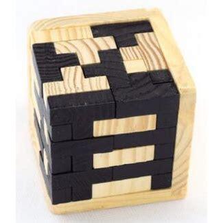 mainan puzzle tetris 3d wood puzzle model tetris cube jakartanotebook