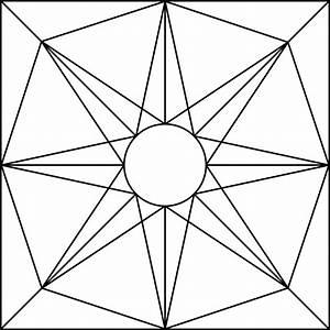 Simple Geometric Designs to Draw | Geometric Block Pattern ...