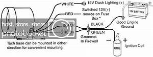 Sc Tachometer Wiring What U0026 39 S This Black Wire Wiring Diagram