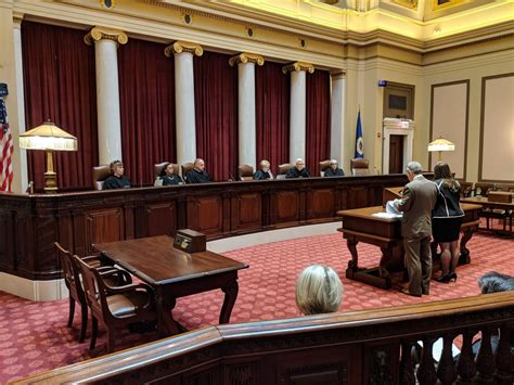 minnesota supreme court supreme court weighs keeping cameras in criminal