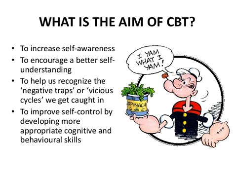 Behavior Modification Health Definition by Cognitive Behaviour Therapy Cbt Preparing