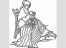 Betsy Ross coloring page SuperColoringcom