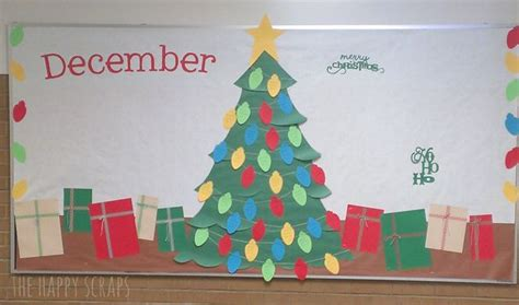 paper christmas tree bulletin board 25 best ideas about december bulletin boards on bulletin boards