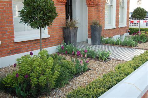 Urban Front Gardens  Victorian  London  By Shelley Hugh