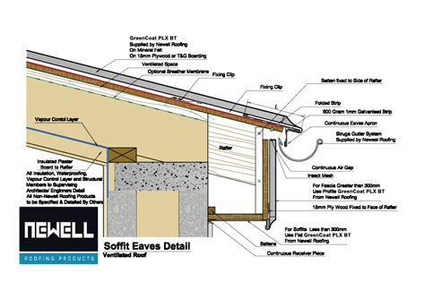 GreenCoat PLX Pro BT Easy to Install and Detail Drawings