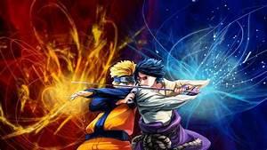 Naruto Vs. Sasuke HD Wallpapers  Naruto