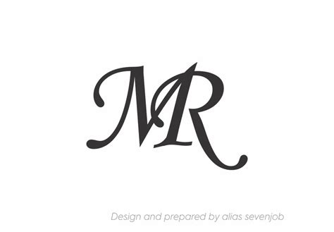 entry 57 by sevenjob for monogram mr freelancer