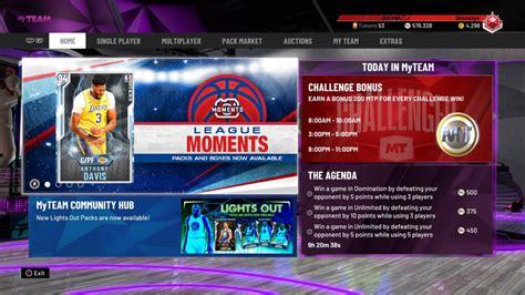 NBA 2K20 MyTeam: Diamond Anthony Davis - Operation Sports