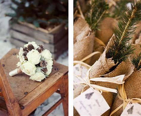 Rustic English Hunting Winter Wedding Ideas
