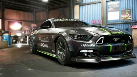 Ford Mustang Gt Drag Build