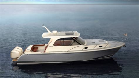 Hinckley Yachts President by Hinckley S Sport Boats The Speed Barrier Robb Report