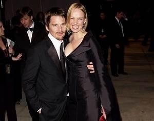 Ethan Hawke and Uma Thurman - Photos - Celebrity cheating ...