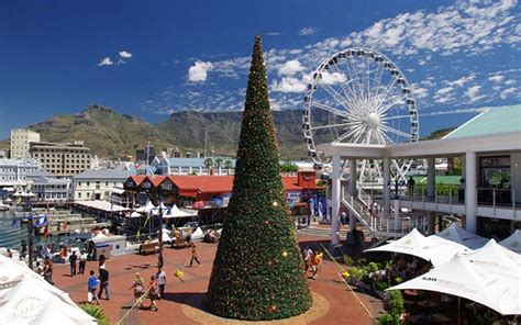 where to spend xmas in cape town