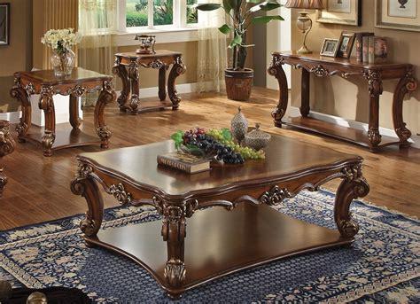 traditional sofa set price vendome traditional coffee table