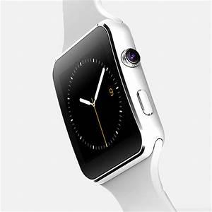 Smart Watches For Men  Manual X6 Smart Watch