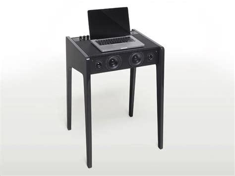 bureau pour pc portable ld 120 un dock bureau quot design quot pour ordinateur portable