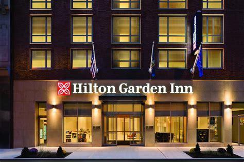 Hilton Garden Inn New York Times Sq, Ny