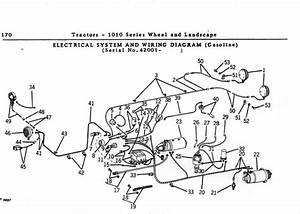 Original Wiring Diagrams For My 1964 Utilility 1010