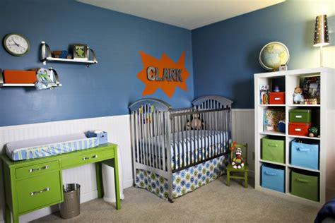 clark kent nursery design dazzle