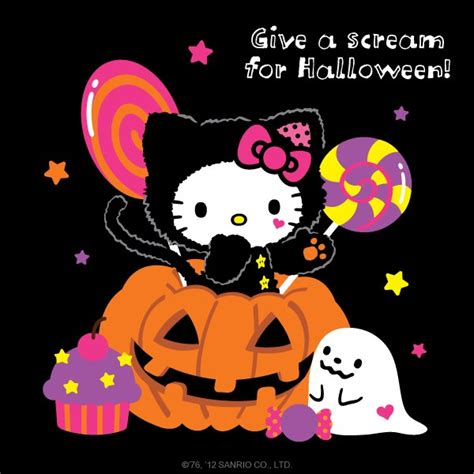 Happy Hello Kitty Halloween!  Haikugirl's Japan