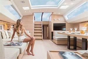 Yacht De Luxe Interieur : photo interieur yacht de luxe interieur yacht de luxe arkko zahraa yacht admiral tecnomar ~ Dallasstarsshop.com Idées de Décoration