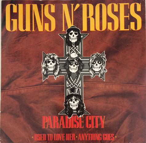 Paradise City At Discogs