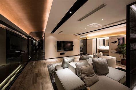 Indirektes Licht Sorgt Für Stimmung In Diesem Haus In China