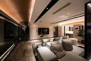 Indirektes Licht Decke : indirektes licht sorgt f r stimmung in diesem haus in china ~ Eleganceandgraceweddings.com Haus und Dekorationen