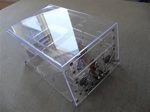 Plexiglas Pc Gehäuse : sunbeam mini itx acrylic case artikel ~ Watch28wear.com Haus und Dekorationen