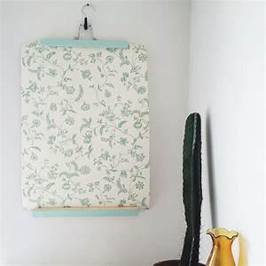 tuto facile une decoration murale avec un cintre et du With affiche chambre bébé avec crochet pour pot de fleur