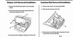 Acura Mdx 2007 Service Repair Manual  Audio Entertainment Navigation And Telematics