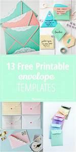 13 Free Printable Envelope Templates  U2013 Tip Junkie