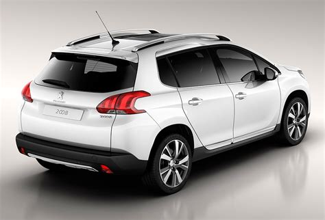 Peugeot 2008 Crossover by Peugeot 2008 Crossover Photo 2 12820