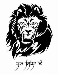 Pin Khanda Lion Image Search Results on Pinterest