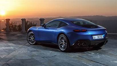 2021 Ferrari Roma 5k Wallpapers Resolutions 1366