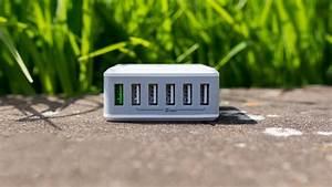 Smart Home Systeme Test 2016 : easyacc 50w usb ladeger t mit quick charge 2 0 und 6 ports im test techtest ~ Frokenaadalensverden.com Haus und Dekorationen