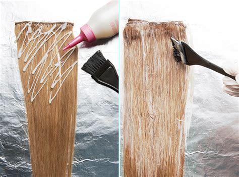 hair extensions   dye hair extensions blog