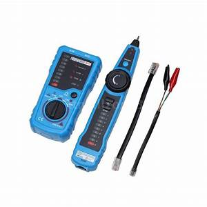 Fwt11 Network Lan Cable Tester Rj45 Rj11 Wire Tracker