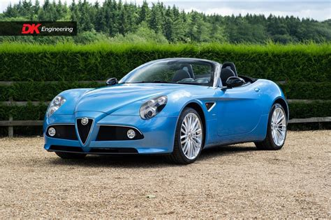 alfa romeo  spider  sale vehicle sales dk engineering