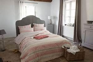 9 rideaux pour une jolie chambre cote maison for Chambre à coucher adulte avec fenetre guillotine alu
