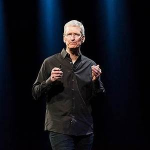 Tim Cook On Apple Being 'Pulled Into The Enterprise'